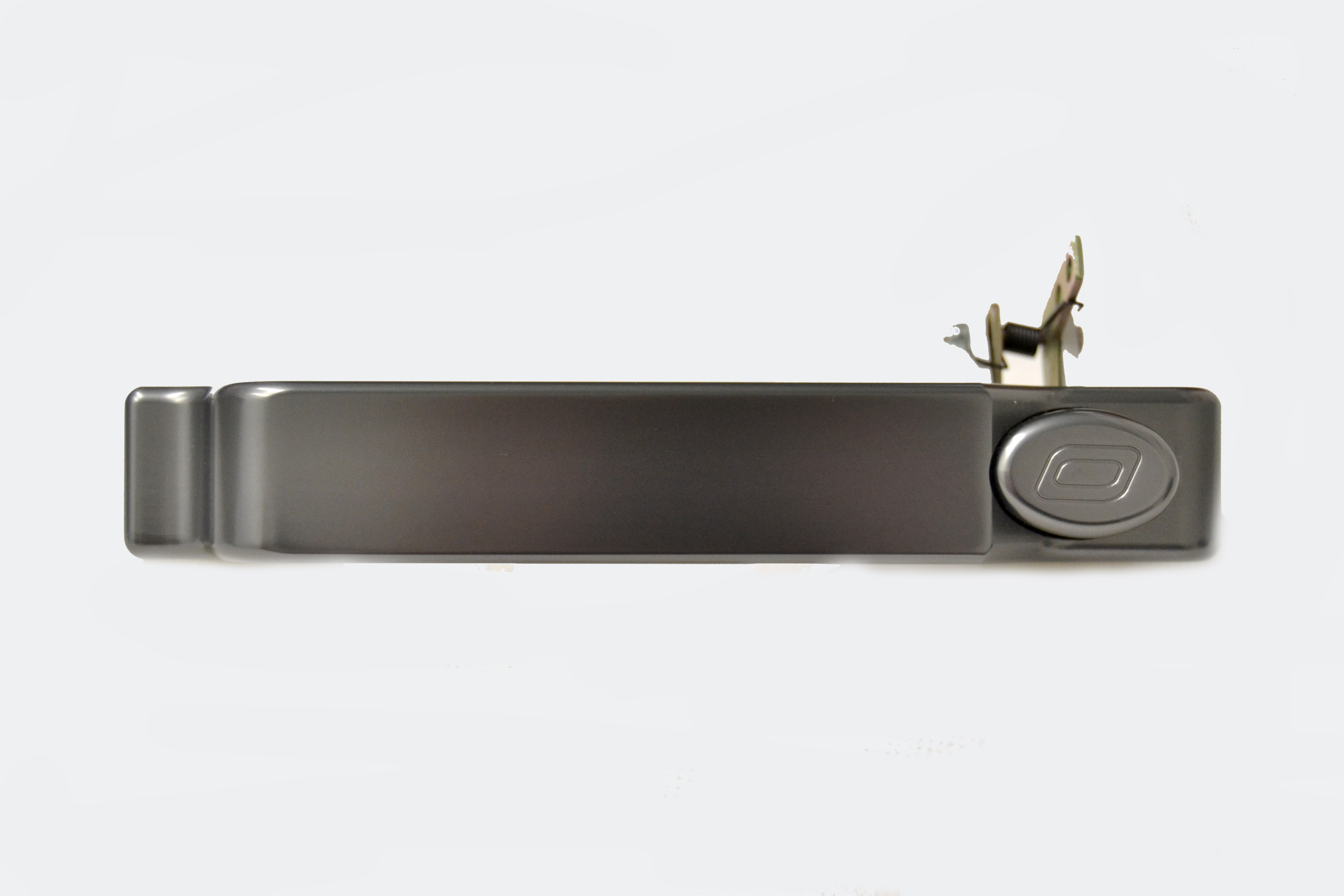 Exterior Door Handle Nearside without lock in New Grey