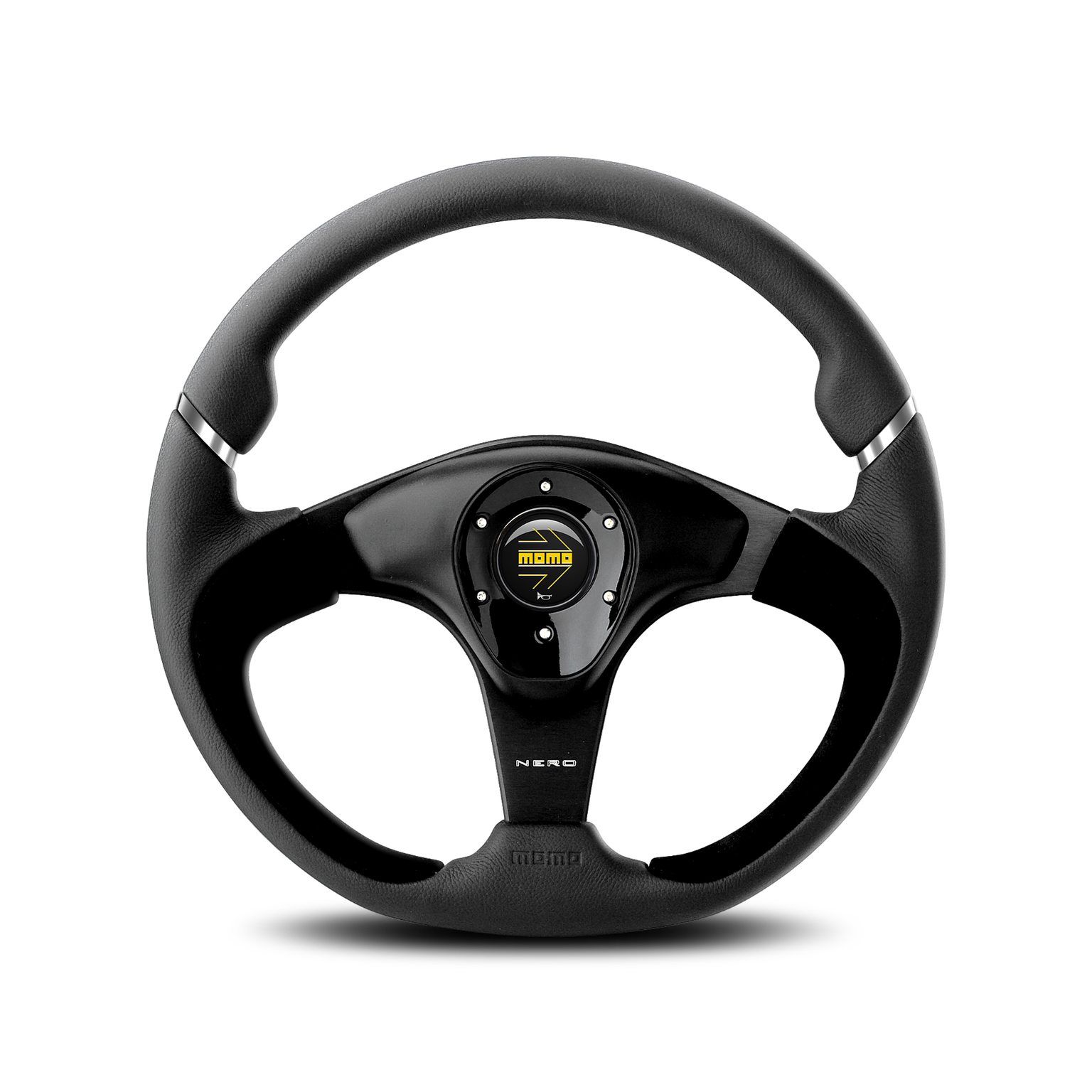 Momo Steering Wheel Nero