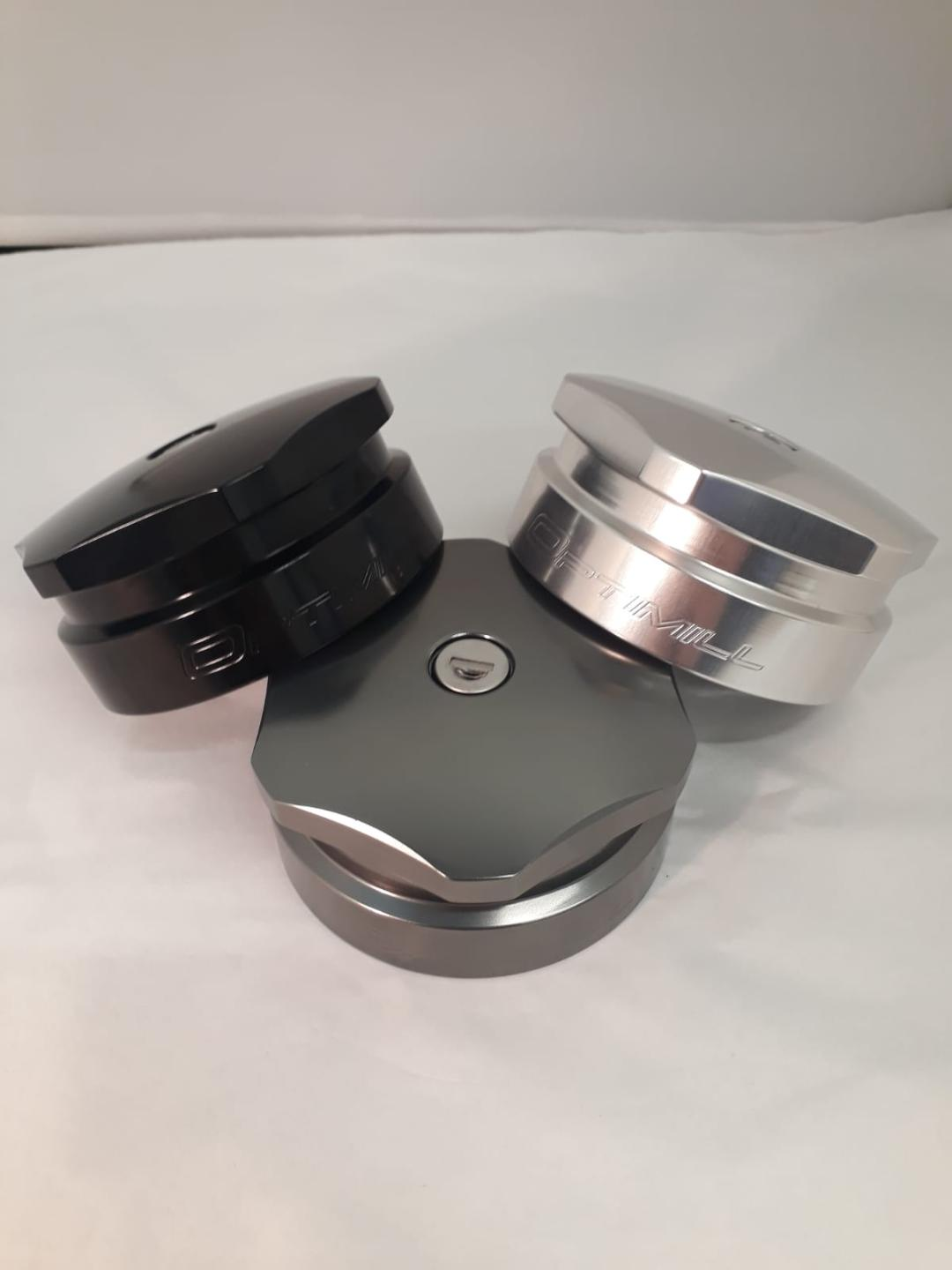TDI Fuel Cap Black