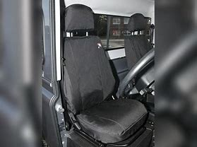 Defender Waterproof Front Seat covers TDCI
