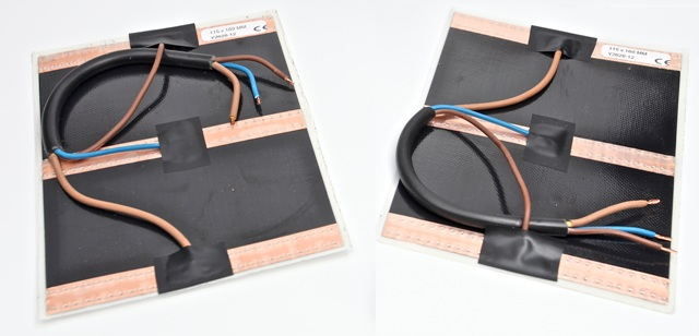 MUD Heated Mirror Pads